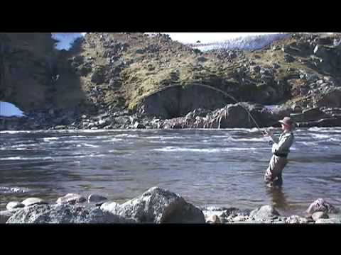 Salmon Fishing On The Kharlovka & Litza Rivers In Russia