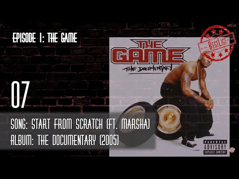 Top 10 The Game Songs