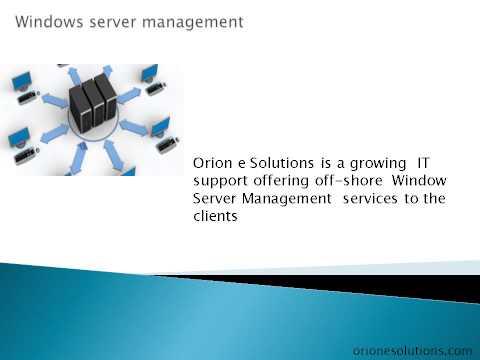 Web Development Company India | Server Management | IT support | Web Design Company India