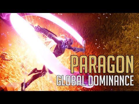 Paragon - Lane Pressure and Global Dominance (Kallari Gameplay Breakdown)