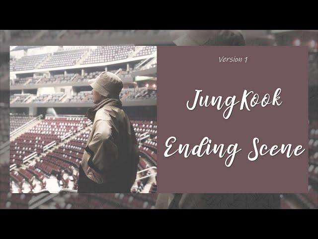 【 韓繁中字 】柾國 (정국) - 這樣的結局  (Ending Scene/ 이런 엔딩) (Ver.1) 【Jung Kook Cover】