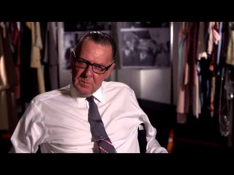 "Selma: Tom Wilkinson ""Lyndon B Johnson"" Behind the Scenes Interview"