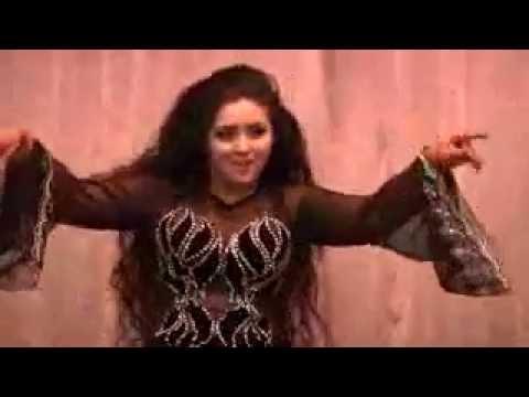 Beautiful arabic girl awesome belly dance hindi said song D.J.