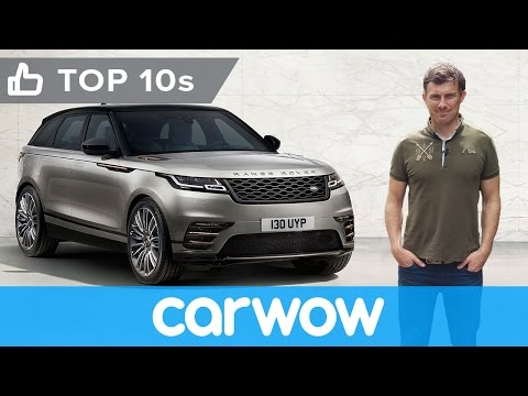 All-new Range Rover Velar – the most beautiful SUV ever? | Top10s