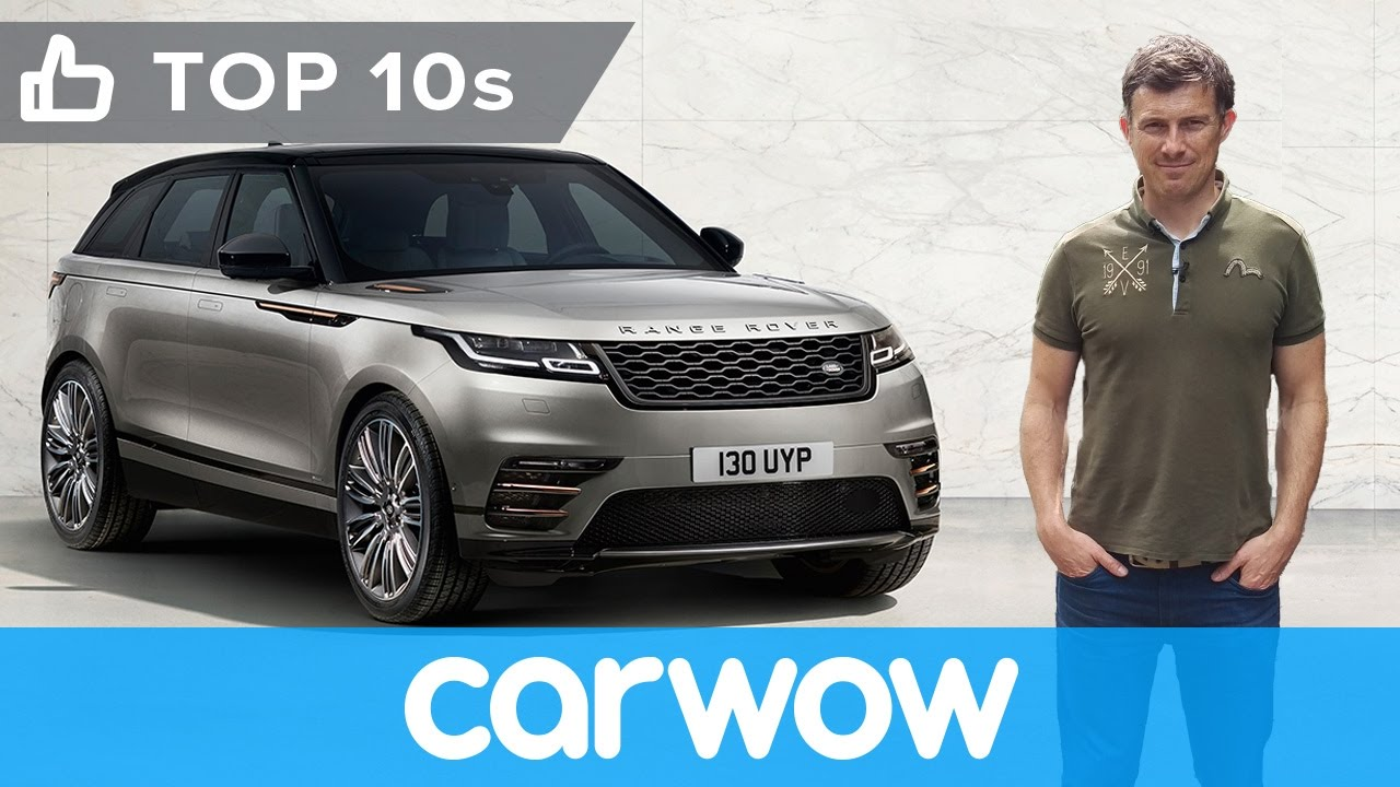 39d830e668 All-new Range Rover Velar – the most beautiful SUV ever