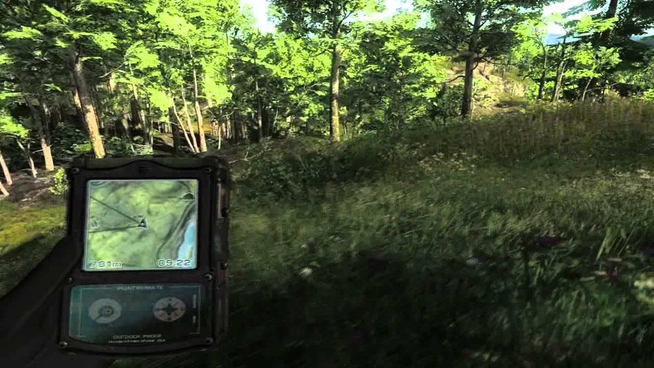 Jagdsimulator