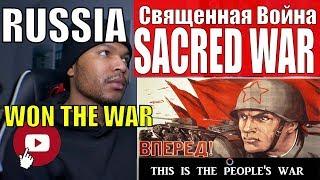 Священная Война + субтитры Sacred War | REACTION