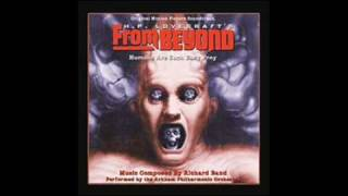"Richard Band scores ""From Beyond"""