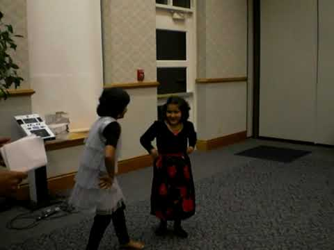 Jai Phula dance by Isha & Lisa