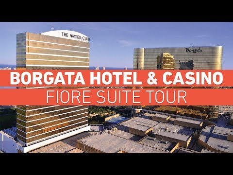 Borgata Hotel & Casino Atlantic City – Fiore Suite Tour (2019)