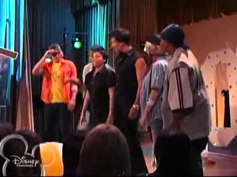 MICHAEL COPON That's So Raven  Boyz N Motion