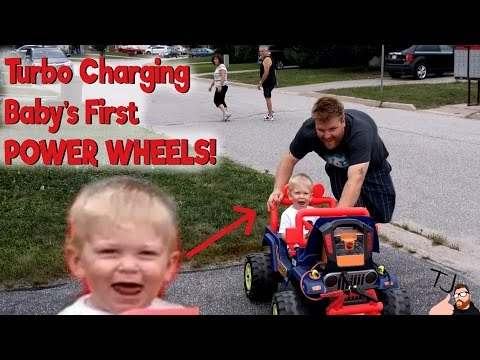 How To Make A Power Wheels Faster And Ride Better