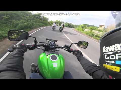 Short riding to gili sudak, lombok bersama NOC lombok 5