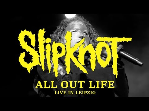 """SLIPKNOT - """"All Out Life"""" live in Leipzig [CORE COMMUNITY ON TOUR]"""