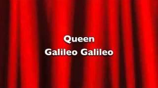 Queen - Galileo Galileo