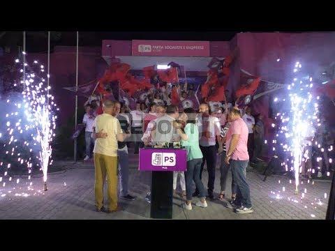 Socialistët nisin festën në Vlorë pas fitores së thellë në zgjedhje