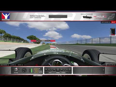 Almost Alien iRacing track guides - Imola