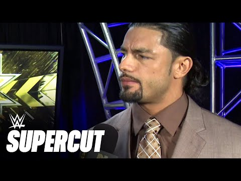 25 Superstars' FIRST Words In WWE: WWE Supercut