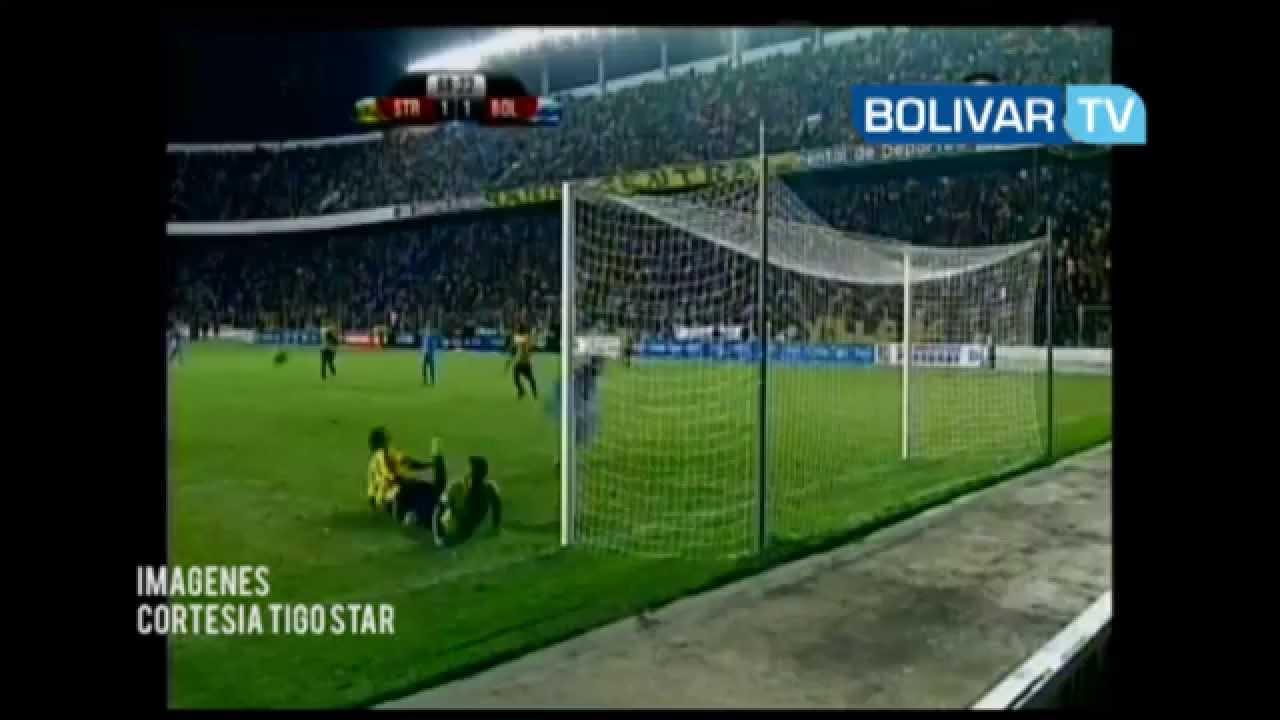 The Strongest Vs Bolivar