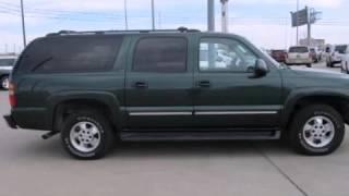 Preowned 2001 Chevrolet Suburban Amarillo TX 79103