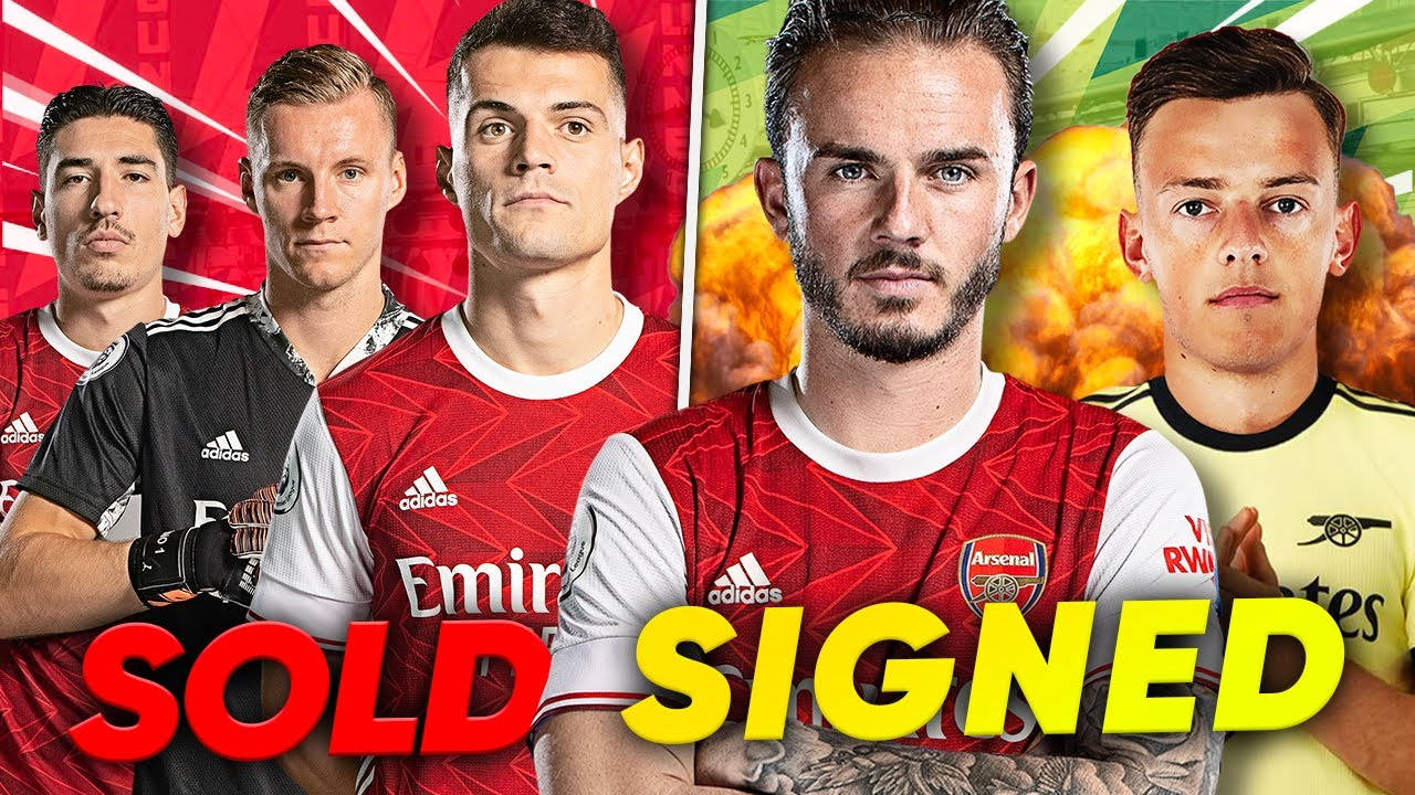 ARSENAL IN £100m DOUBLE SWOOP FOR ENGLAND STARS!? | W&L