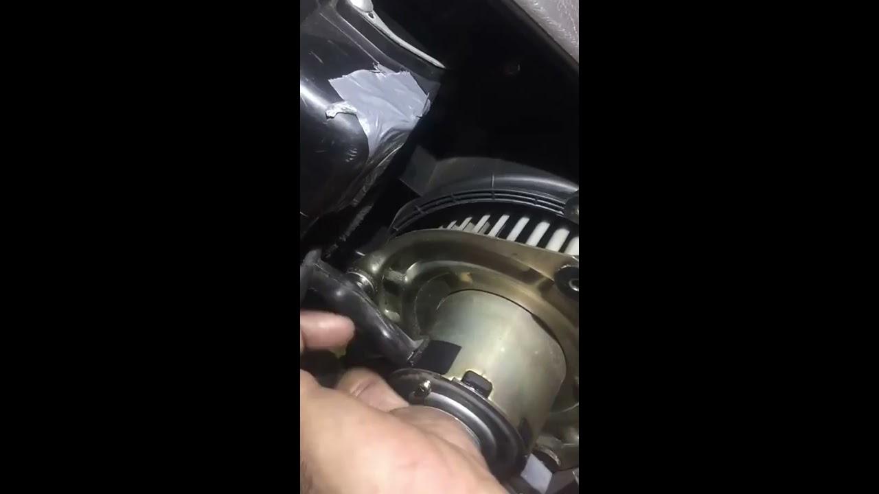 Nissan D21 Hardbody Blower Fan Motor Fix By Plaid