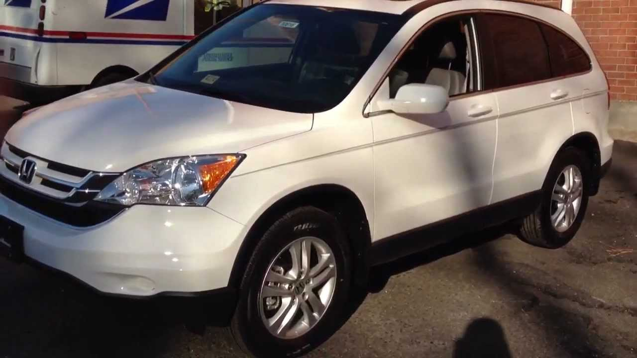 Good 2011 Honda CR V EX L Review, Walk Around, Quick Drive, Interior, Start Up U0026  Rev   YouTube