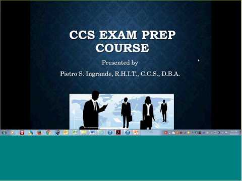 Introduction to CCS Exam Prep 20170428 0000 1