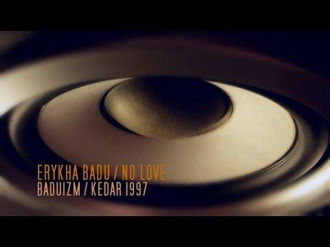 ERYKAH BADU / NO LOVE / VINYL