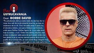 BEZ USTRUČAVANJA - Đorđe David: Srbija je zemlja sa najvećim brojem pevača po glavi stanovnika!