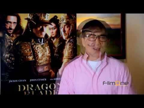 Jackie Chan Shout out Ghana | Africa, Filmone Distribution