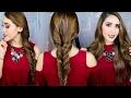 2 Peinados Faciles & Romanticos Para Una Cita 💘 BeautyByPriscila