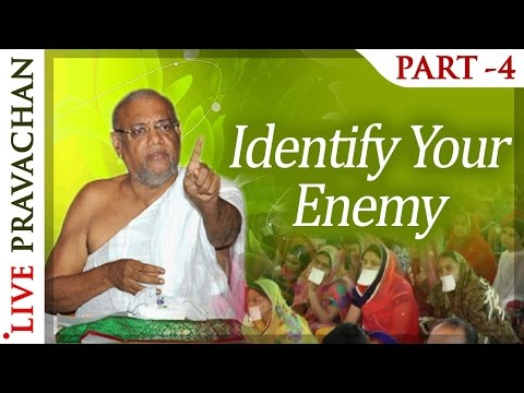 Inspiring Youth - Identify Your Enemy - Part 4 | Jain Pravachan By Acharya Ratnasundar Suri