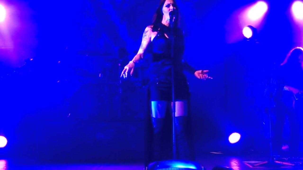 Nightwish - The Siren (live Calgary Alberta 2016)