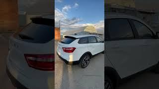 """Lada Vesta Sw Cross """"Black"""" 1,6 л 106 лс 5 МТ выдача клиенту"""