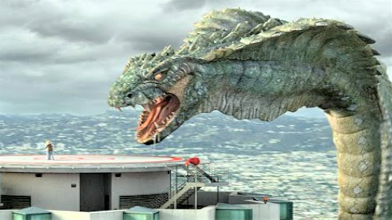 Download D-War (2007) Film Explained in Hindi/Urdu | Dragon Wars Summarized हिन्दी