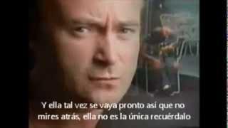 PHIL COLLINS-Father to son- Subtitulado al español