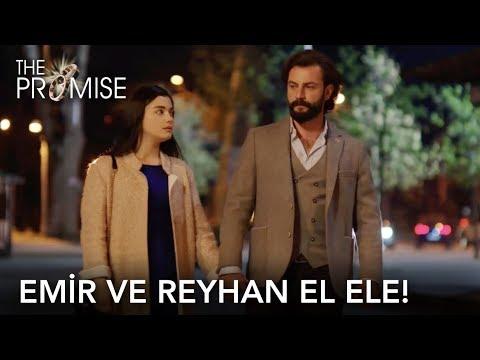 Emir ve Reyhan el ele! | Yemin 58. Bölüm
