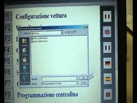 landirenzo software omegas 2010