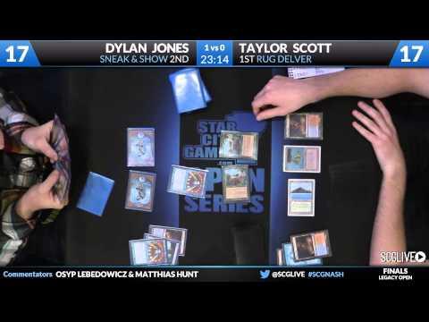 SCGNASH - Legacy - Finals - Dylan Jones vs Taylor Scott