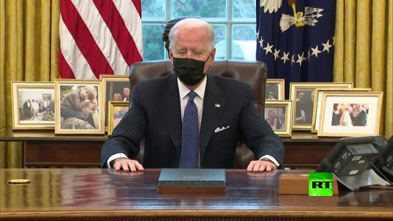 نباح كلاب بايدن أصبح يعلو في البيت الأبيض  - نشر قبل 2 ساعة