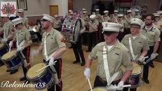 Drumderg Loyalists Full Clip Lambeg O B Indoor 30 03 19