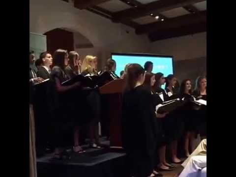 The Charter Choir of Homerton College