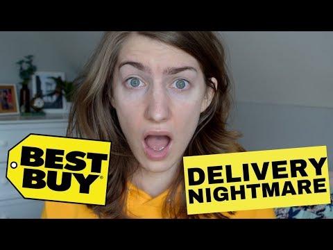 Best Buy Delivery NIGHTMARE!!!