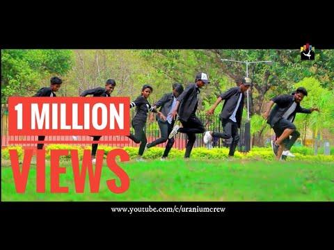 Lal Gulabi Gal Gori | New Nagpuri Dance Video | Uranium Crew
