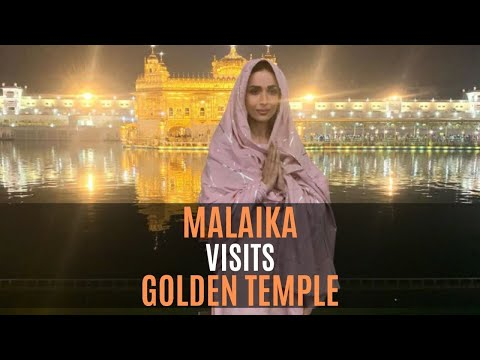 Malaika Arora visits Golden Temple with her Friends | SpotboyE Mp3