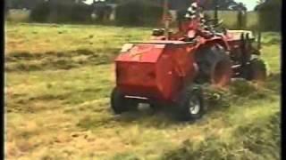 Mini rondebalenpers CAEB - Mini Round Baler CAEB