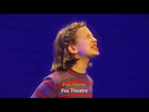 Fun Home At The Fox Theatre (Two On The Aisle Review)