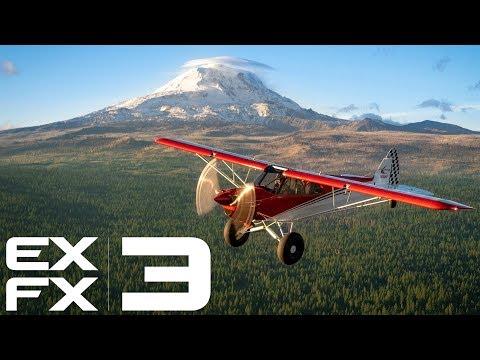 Carbon Cub EX3 & FX3:  Our Third Generation