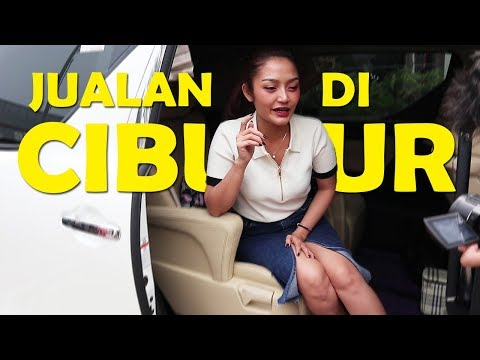 Siti Badriah kunjungan Lagi Syantik ke Cibubur
